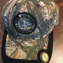 Camo shotgun shell Hat  $15.00