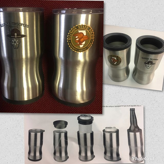 Stainless Steel Tumbler $25.00